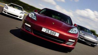 Porsche pourrait délocaliser sa production en Chine