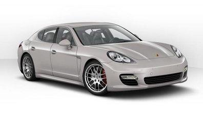 Configurez votre Porsche Panamera !