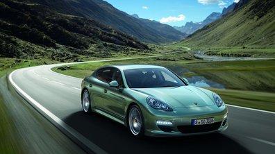 La Porsche Panamera diesel est arrivée