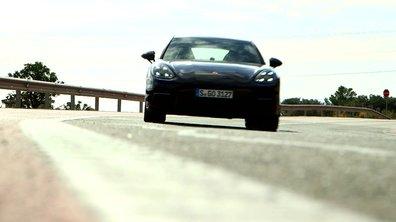 La Porsche Panamera 2017 à l'essai dans Automoto