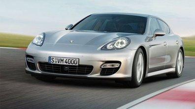 Shanghai 2009 : la Porsche Panamera est lancée