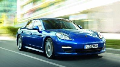 Salon de Genève 2011 : La Porsche Panamera S Hybride sera là !