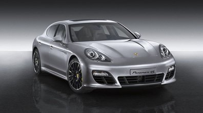 Porsche Panamera Turbo : 540 chevaux pour le Powerkit