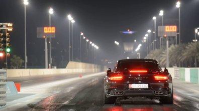 """La Porsche """"PP-911"""" et ses 670 chevaux en action !"""