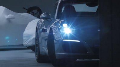 Rétrospective de l'année 2015 de Porsche