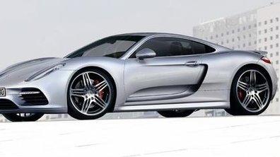 La surprise de Porsche dévoilée avant Détroit ?