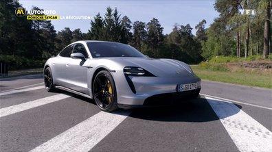 Porsche Taycan : la révolution électrique