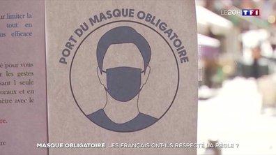 Port du masque obligatoire : la nouvelle règle est-elle bien respectée ?