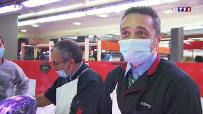 Port du masque obligatoire : les réactions sur le marché de Malakoff