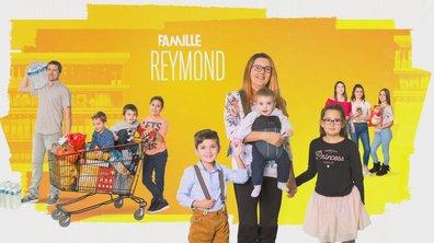 Portrait de la famille Reymond