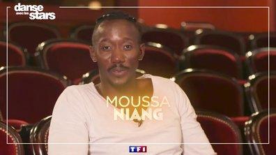 """Danse avec les stars - Moussa Niang  : """"Je ne lâche jamais  """""""
