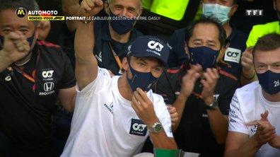 RDV F1 : Le fabuleux destin de Pierre Gasly