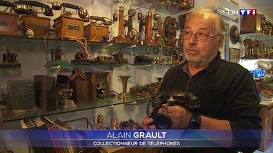 Portraits de collectionneurs : une passion pour les téléphones anciens