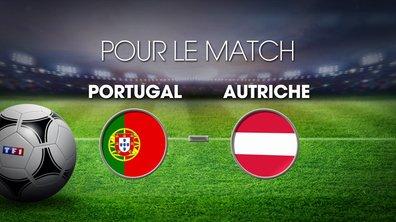 UPDATE MI-TEMPS : Portugal - Autriche : Découvrez les cotes du match
