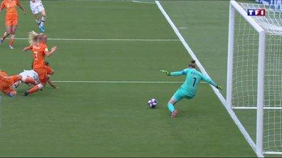 USA - Pays-Bas (0 - 0) : Voir le poteau de Morgan en vidéo