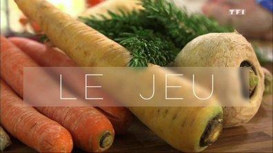 Poulet Bourbonnais rôti au romarin et aux légumes racines