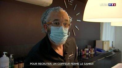 Pour recruter, un coiffeur de Strasbourg ferme le samedi
