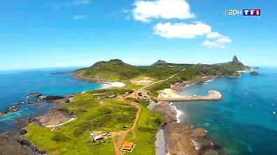 Pour se rendre sur l'île de Fernando de Noronha, il faut avoir eu le Covid