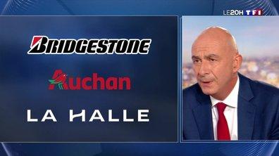 Pourquoi l'usine Bridgestone de Béthune est-elle fermée ? La mise au point de François Lenglet