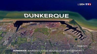 Pourquoi la ville de Dunkerque séduit-elle les investisseurs ?