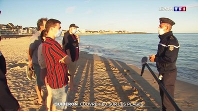 Pourquoi la ville de Quiberon a-t-elle instauré un couvre-feu ?