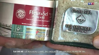 Pourquoi le futur label « agriculture biologique » inquiète les producteurs de sel