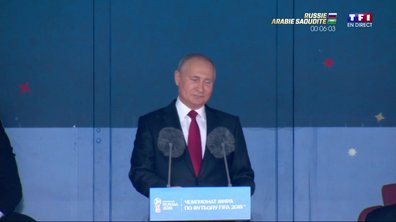 En pleine conférence de presse, le sélectionneur russe reçoit un appel... de Vladimir Poutine !
