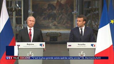 Poutine en France : la diplomatie avant tout ?