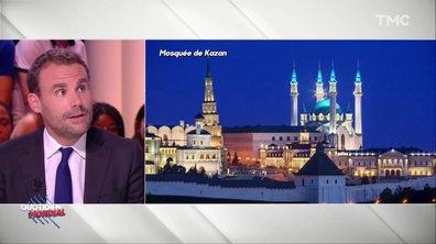 Comment Poutine gère-t-il Kazan, la capitale musulmane de la Russie ?
