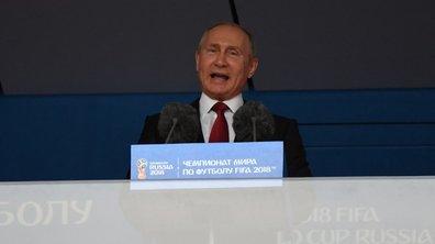 Poutine assistera à la finale et à la remise de la Coupe du monde