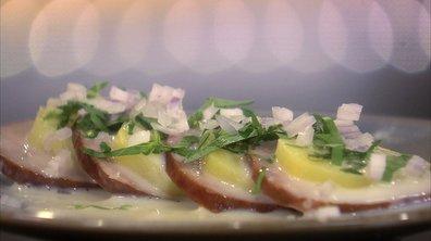 Cancoillotte : Mi-fondue mi-raclette
