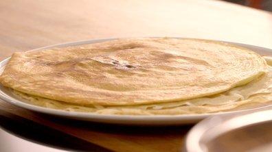 Chandeleur : atelier crêpes chocolat et pistache avec des enfants