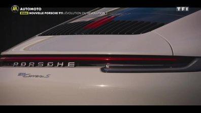 Essai nouvelle Porsche 911 : évolution ou révolution ?