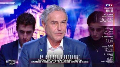 """Pr Christian Perronne : """"Je ne suis pas inquiet par le pourcentage global de la mortalité qui reste très faible"""""""