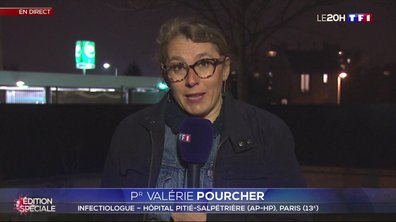 """Pr Valérie Pourcher : """"Il faut que les Français puissent comprendre que ce confinement est important pour toute la Nation"""""""