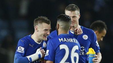 Premier League : Leicester toujours leader, Arsenal perd du terrain