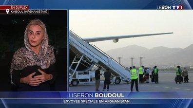 Premier vol au départ de Kaboul depuis fin août : notre reporter raconte