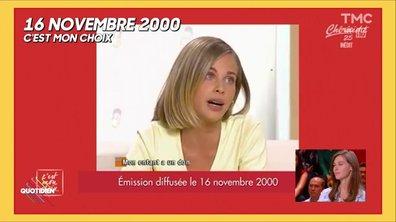 La première apparition télé d'Ophélie Meunier