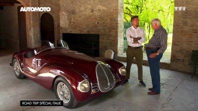 Road Trip spécial Italie : Auto Avio Costruzioni 815, la première Ferrari ?