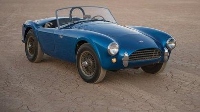 La première Shelby Cobra de l'histoire proposée à la vente