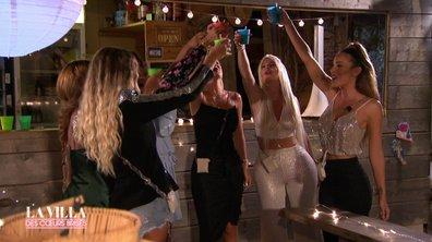 Première soirée tentations pour les filles dans l'épisode 18