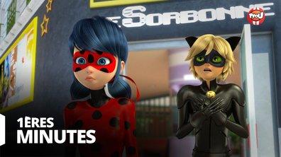 Miraculous - Les aventures de Ladybug et Chat Noir - Le gang des secrets - Premières minutes