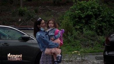 Premier jour d'école pour Luna dans le prochain épisode de Mamans & Célèbres