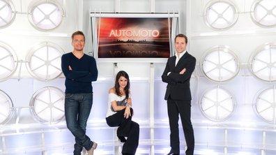 Automoto : Sommaire de l'émission du 4 mars 2012