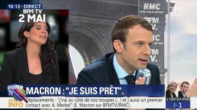 """Emmanuel Macron, Président du secret """"bien gardé"""""""