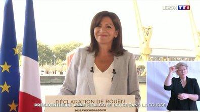 Présidentielle 2022 : Anne Hidalgo se lance dans la course