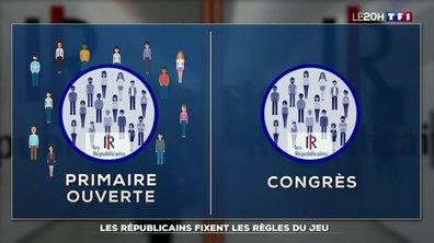 Présidentielle 2022 : les Républicains fixent les règles du jeu pour désigner leur candidat