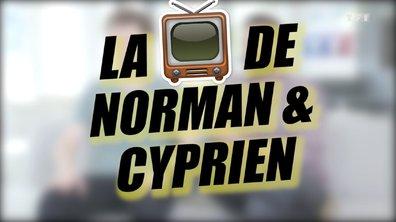 La télé de Norman et Cyprien