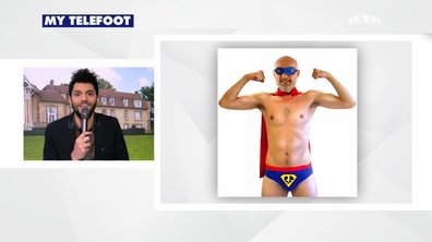 MyTELEFOOT - Le presque duplex de Tony Saint Laurent du 16 novembre 2014