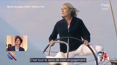 """""""Elle est presque prête pour l'apéro à Saint-Trop'"""" : retour sur les images de la campagne"""